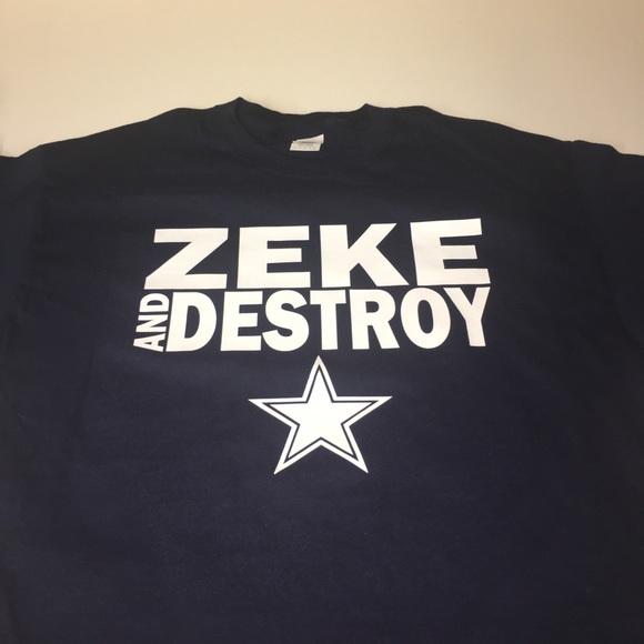 Dallas Cowboys Zeke Elliott Shirt afadec4a8